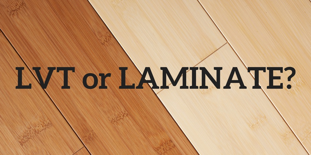 Lvt Or Laminate Which Flooring Should, What Does Laminate Flooring Mean