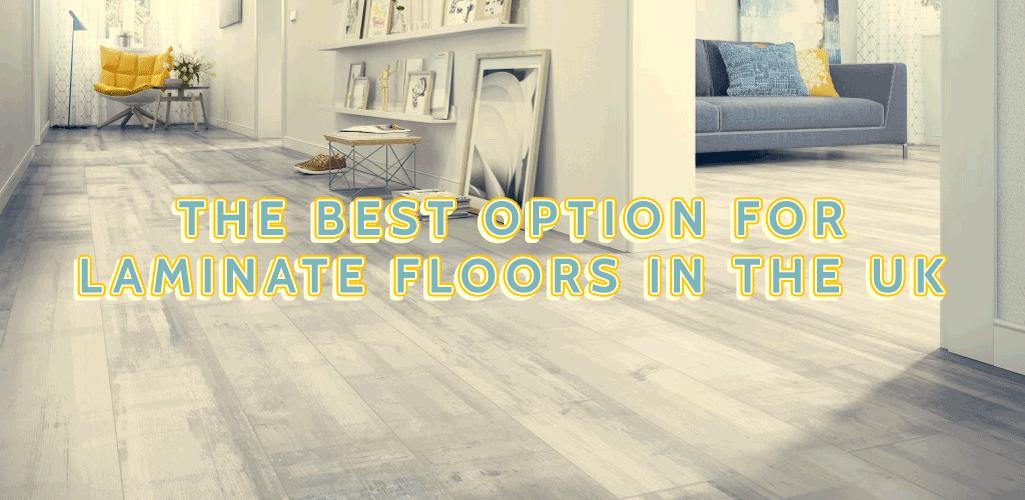 Leader Floors Are #1 for Laminate Floors in the UK!