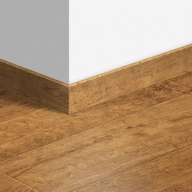 00814 Colour Match 2.4m Skirting Board for Laminate Flooring (QSSK)