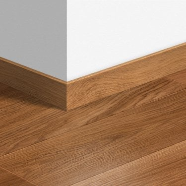 00918 Colour Match 2.4m Skirting Board for Laminate Flooring (QSSK)