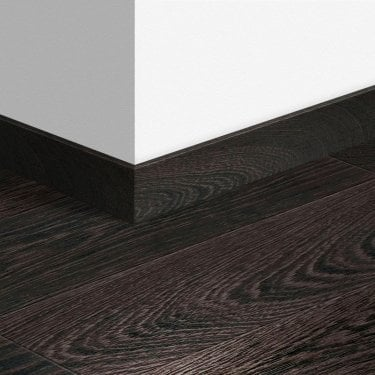 01000 Colour Match 2.4m Skirting Board for Laminate Flooring (QSSK)