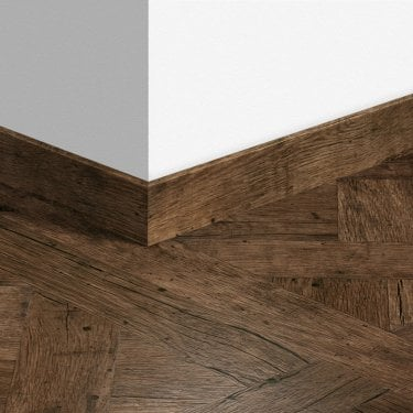 01157 Colour Match 2.4m Skirting Board for Laminate Flooring (QSSK)