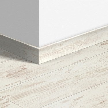 01235 Colour Match 2.4m Skirting Board for Laminate Flooring (QSSK)