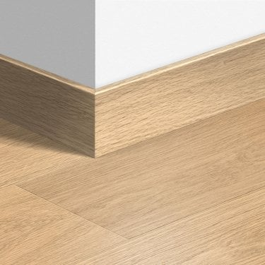 01283 Colour Match 2.4m Largo Parquet Skirting Board for Laminate Flooring (QSLPSKR)
