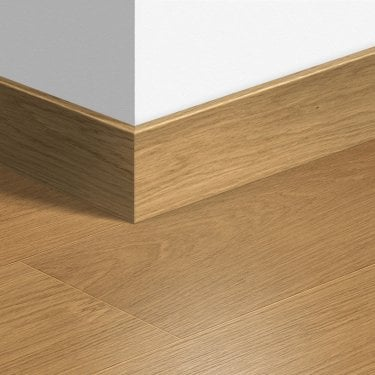 01284 Colour Match 2.4m Largo Parquet Skirting Board for Laminate Flooring (QSLPSKR)
