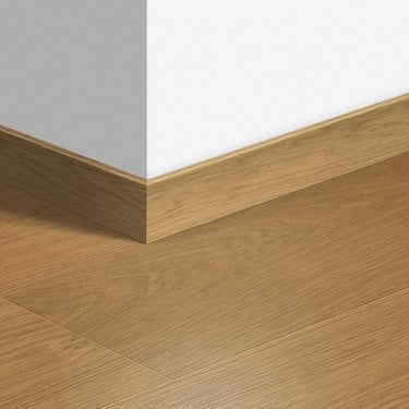 01284 Colour Match 2.4m Skirting Board for Laminate Flooring (QSSK)