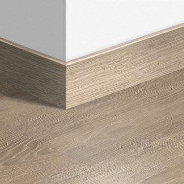 01285 Colour Match 2.4m Largo Parquet Skirting Board for Laminate Flooring (QSLPSKR)