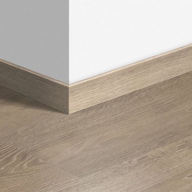 01285 Colour Match 2.4m Skirting Board for Laminate Flooring (QSSK)