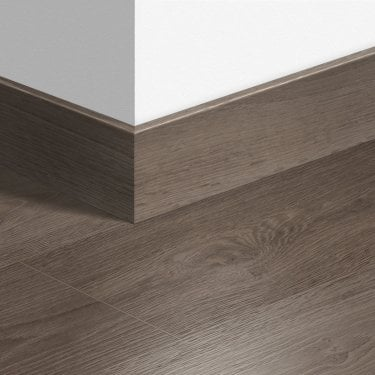 01286 Colour Match 2.4m Largo Parquet Skirting Board for Laminate Flooring (QSLPSKR)