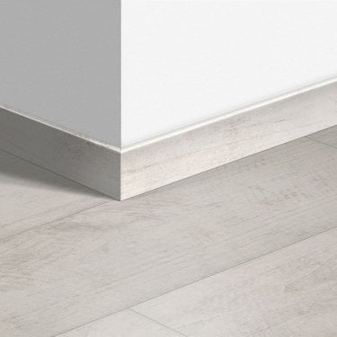 01290 Colour Match 2.4m Skirting Board for Laminate Flooring (QSSK)