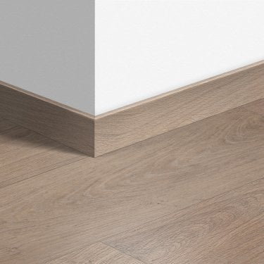 01291 Colour Match 2.4m Skirting Board for Laminate Flooring (QSSK)