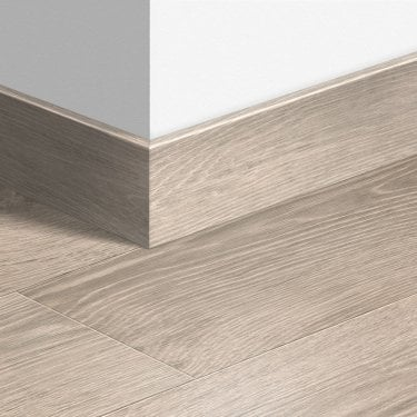01396 Colour Match 2.4m Largo Parquet Skirting Board for Laminate Flooring (QSLPSKR)