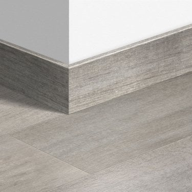 01505 Colour Match 2.4m Largo Parquet Skirting Board for Laminate Flooring (QSLPSKR)