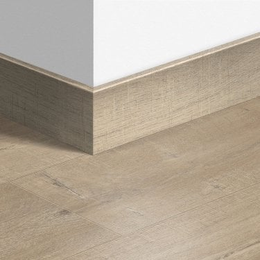 01622 Colour Match 2.4m Largo Parquet Skirting Board for Laminate Flooring (QSLPSKR)