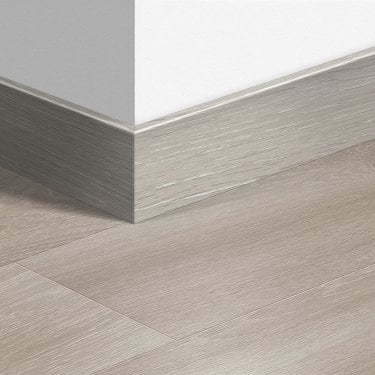 01660 Colour Match 2.4m Largo Parquet Skirting Board for Laminate Flooring (QSLPSKR)