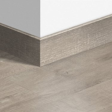 01663 Colour Match 2.4m Largo Parquet Skirting Board for Laminate Flooring (QSLPSKR)