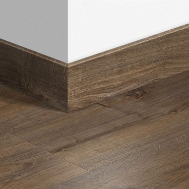 01664 Colour Match 2.4m Largo Parquet Skirting Board for Laminate Flooring (QSLPSKR)