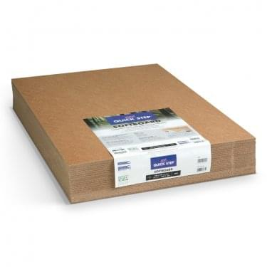 10.25m² Underlay Softboard for Laminate Flooring (NEUDLSB10)