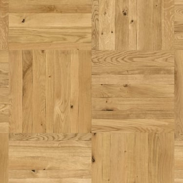 13.5mm x 485mm Pure Harminous Oak Brushed & Oiled Tile Engineered Real Wood Flooring (8272)