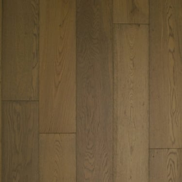 14mm x 189mm Smoked Oak Brushed & Matt Lacquered Engineered Real Wood Flooring (2608)