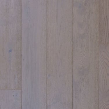 14mm x 189mm Stone Grey Oak Brushed & Matt Lacquered Engineered Real Wood Flooring (2958)