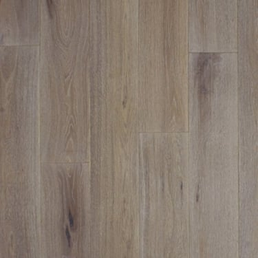 14mm x 189mm Whitewashed Oak Brushed & Oiled Engineered Real Wood Flooring (2713)
