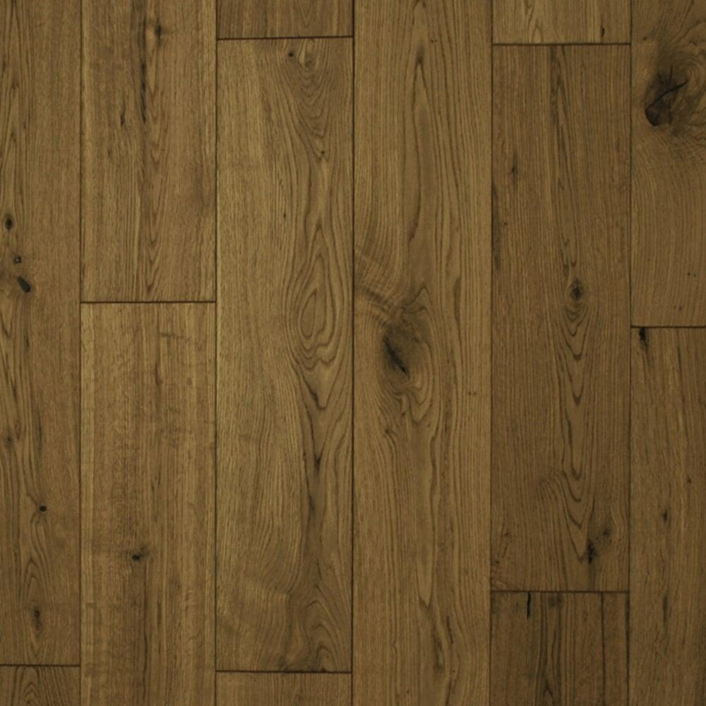 Wood Plus Smoked Oak Engineered Flooring Leader Floors