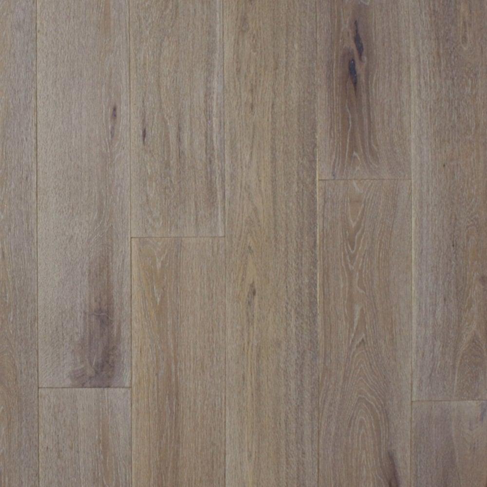 Wood Plus Smoked Whitewashed Oak Engineered Flooring Leader Floors