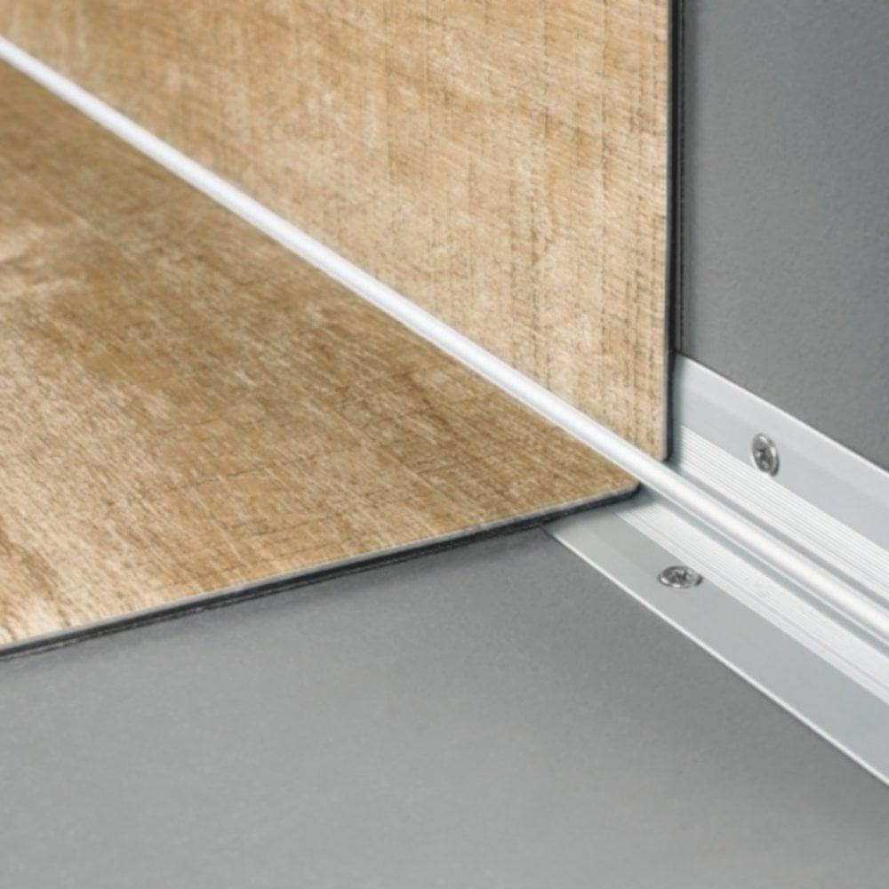 2m Glue Inner Corner Stair Profile For Vinyl Flooring Qsvstpinglue