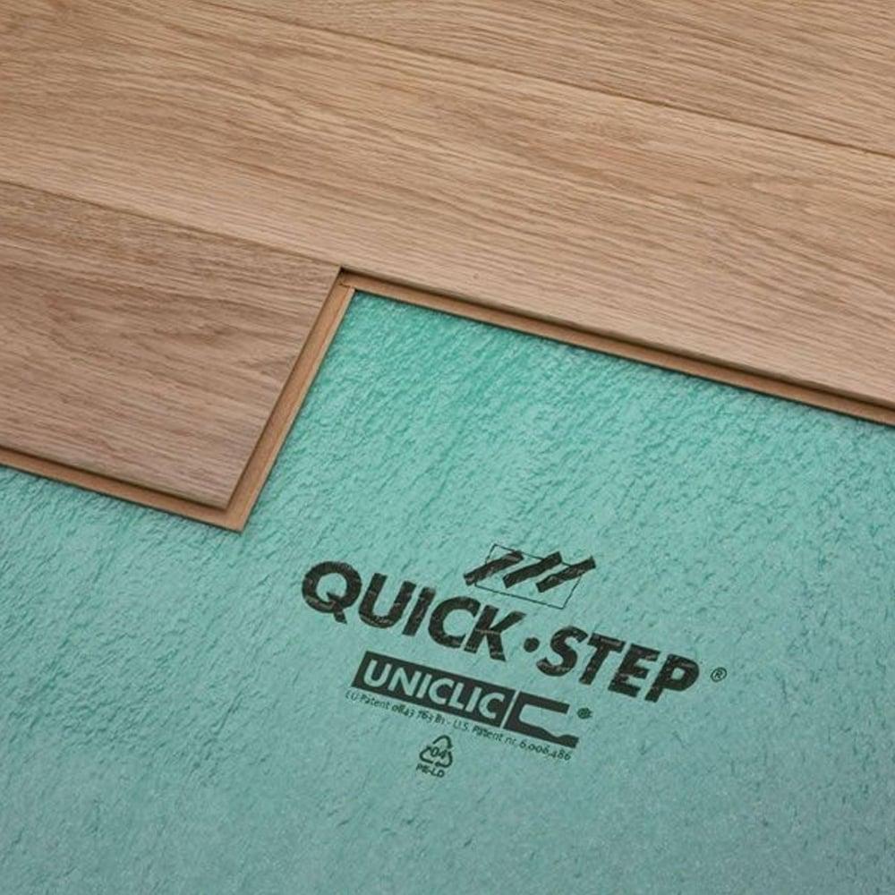 quickstep uniclic basic 3mm foam flooring underlay. Black Bedroom Furniture Sets. Home Design Ideas