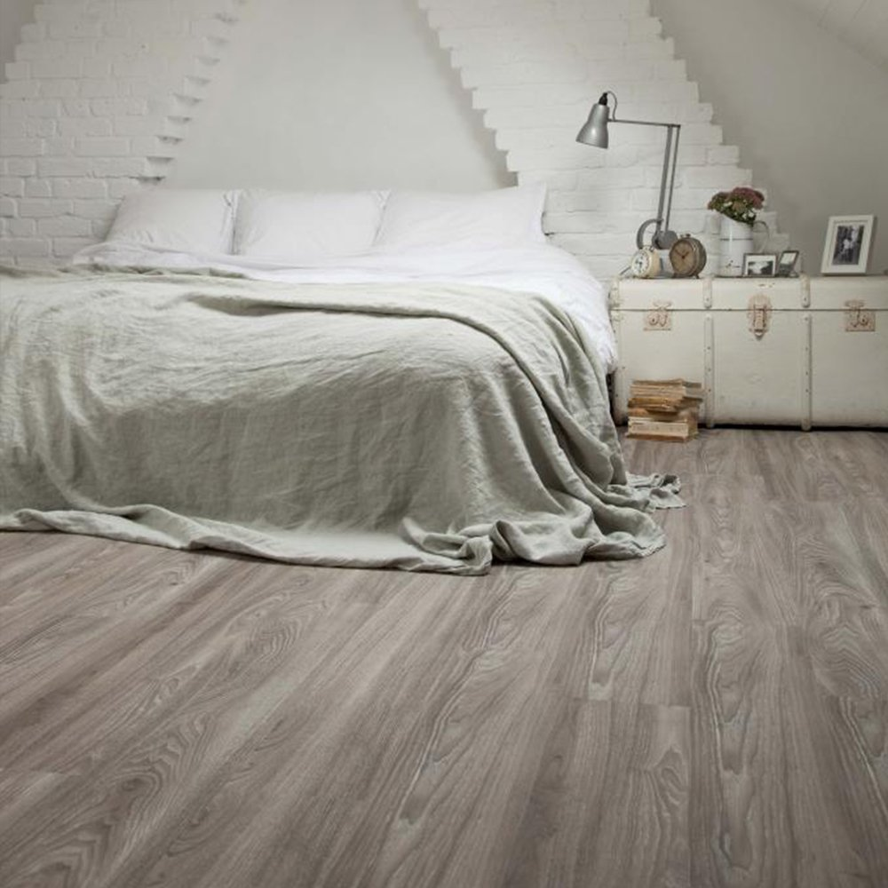 Adore touch 4mm at 507 clic beautiful oak vinyl flooring for Luxury linoleum flooring