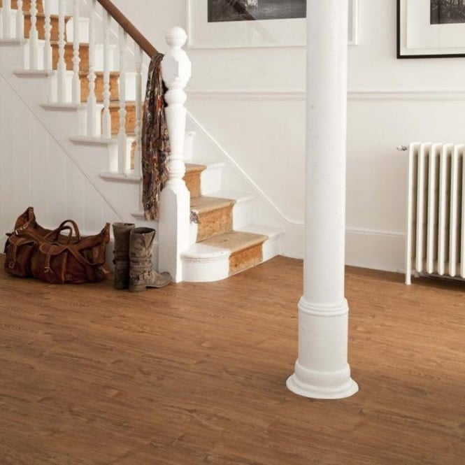Adore Luxury Flooring Touch AT-508 CLIC Spicy Oak Luxury Vinyl Flooring