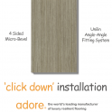 Adore Luxury Flooring Touch AT-604 CLIC Luxury Vinyl Tile Flooring