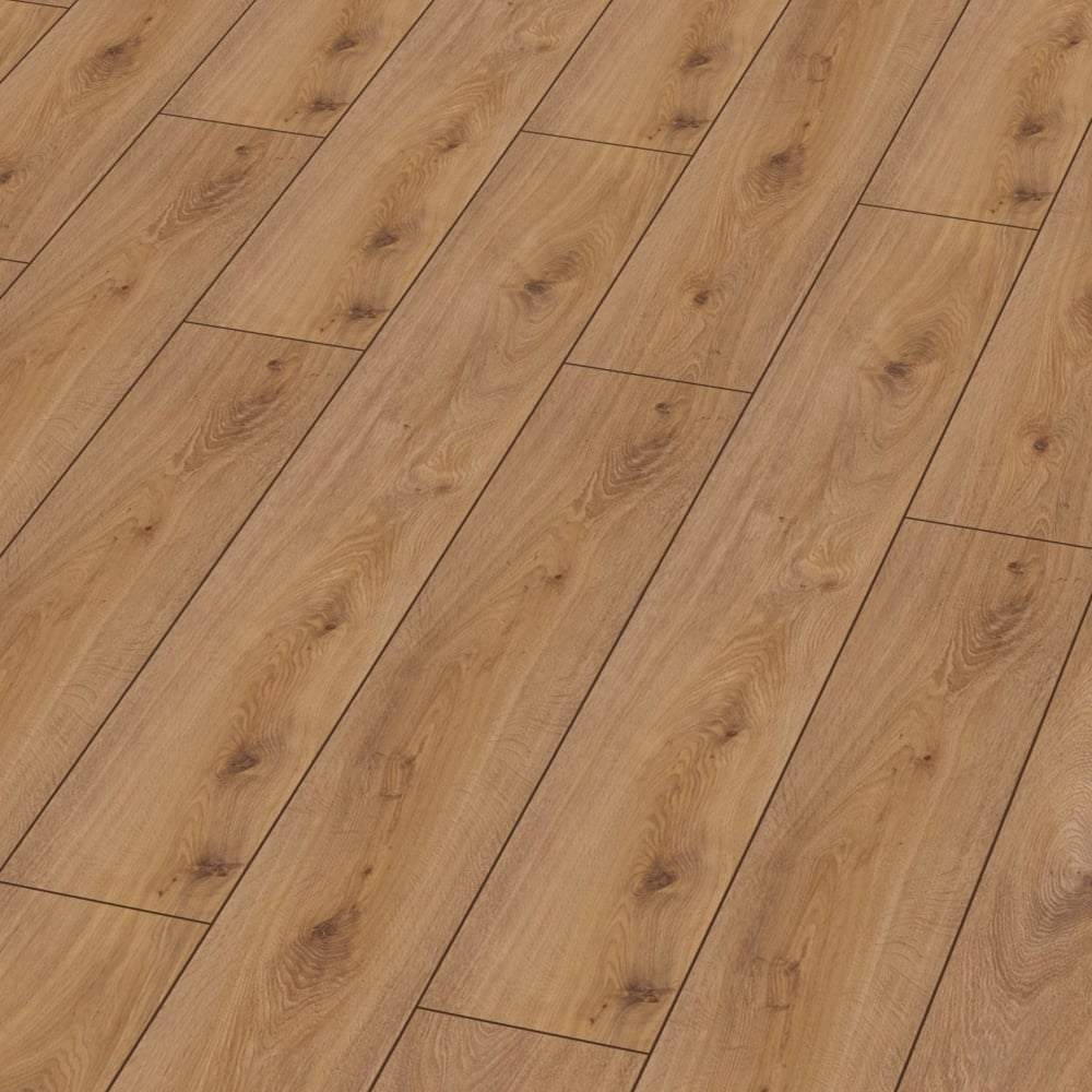 Kronotex Amazone Prestige Light Oak Laminate Flooring