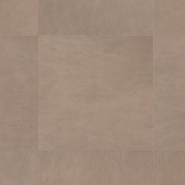 Arte 9.5mm Dark Leather Tile Laminate Flooring (UF1402)