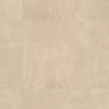 Arte 9.5mm Light Leather Tile Laminate Flooring (UF1401)