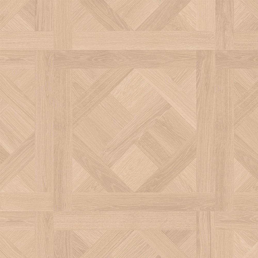 Quickstep Arte Versailles White Oiled Oak Laminate Tile Flooring
