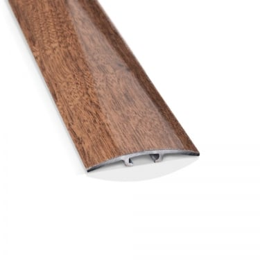 Black Walnut High Gloss Flat Cover Door Bar