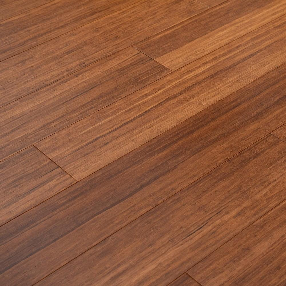 Liberty Classic Carbonised Strand Woven Bamboo Flooring