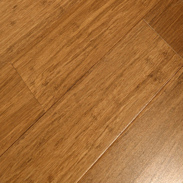 Classic 14mm x 125mm Carbonised Strand Woven Bamboo Satin UV Lacquered Solid Wood Flooring (SKU-29472)