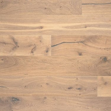 Classic 14mm x 190mm Truffle Oak Brushed & UV Oiled Engineered Real Wood Flooring (ELKA14TRUFFLEOAK)