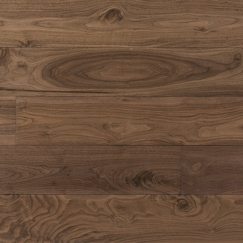 Elka Flooring Classic 21mm X 189mm American Black Walnut Oiled Engineered Real Wood ELKA21OBWALNUT