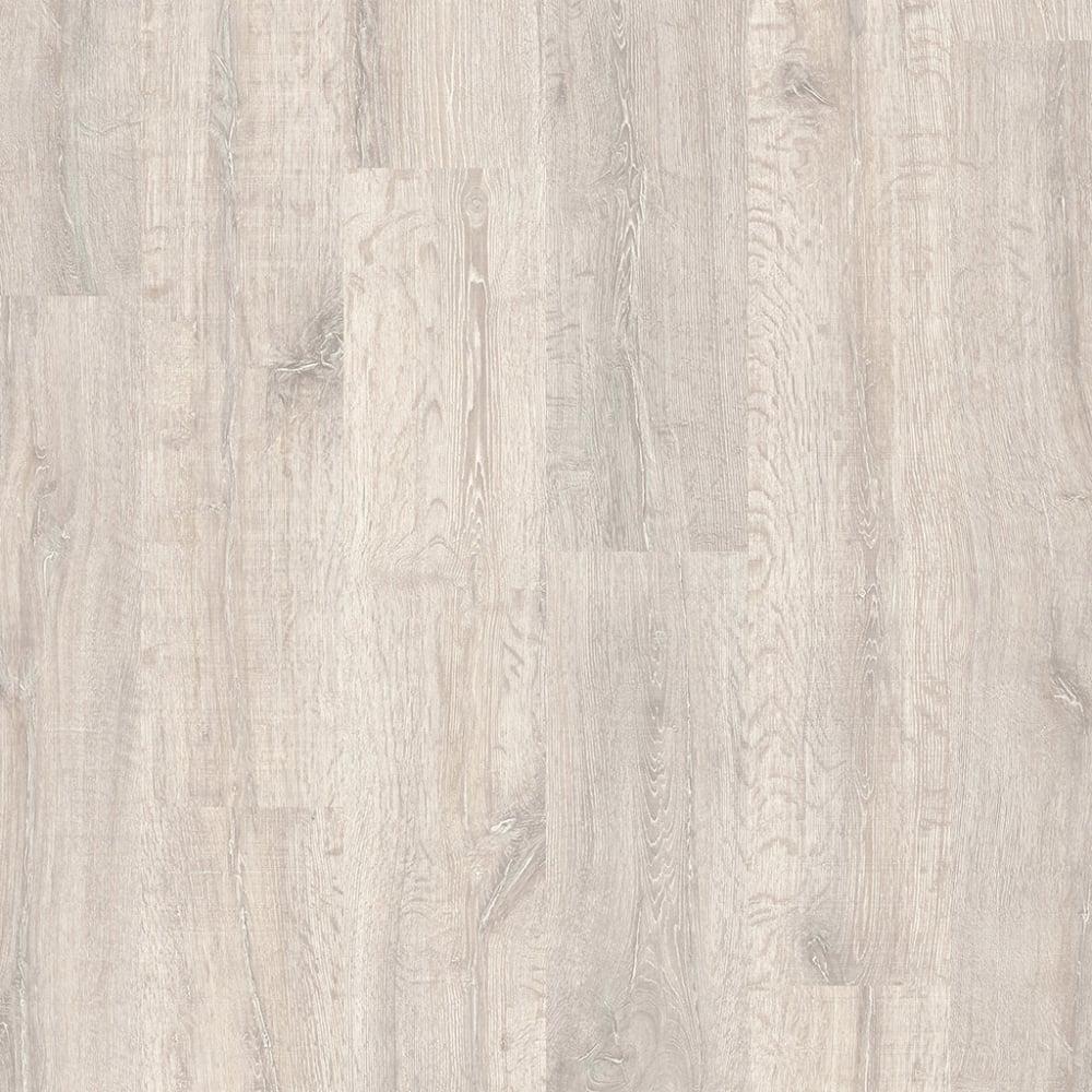Quickstep Classic 8mm Reclaimed White Patina Oak Laminate