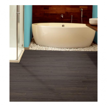 Luvanto Click Ebony Luxury Vinyl Flooring