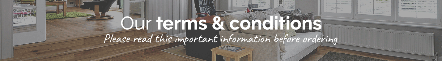 Important Terms & Conditions at Leader Floors