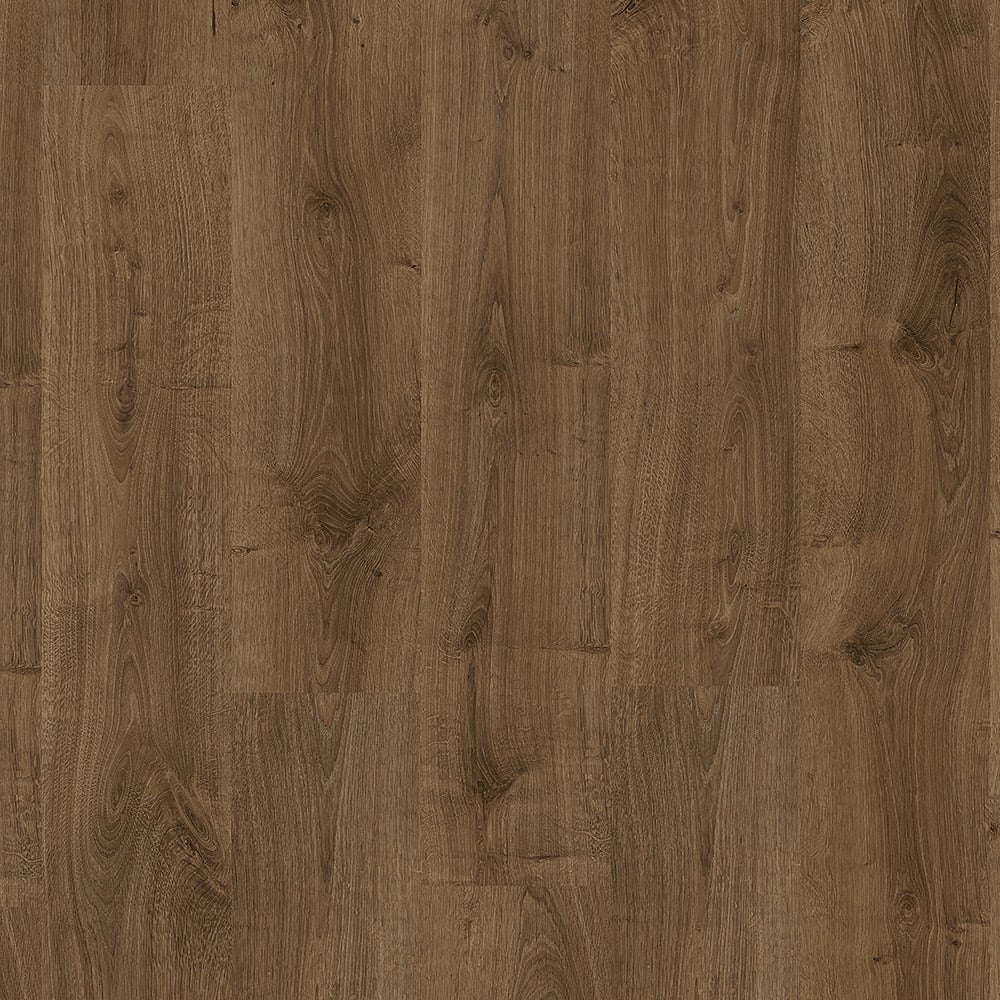 Quickstep Creo Virginia Brown Oak Laminate Flooring