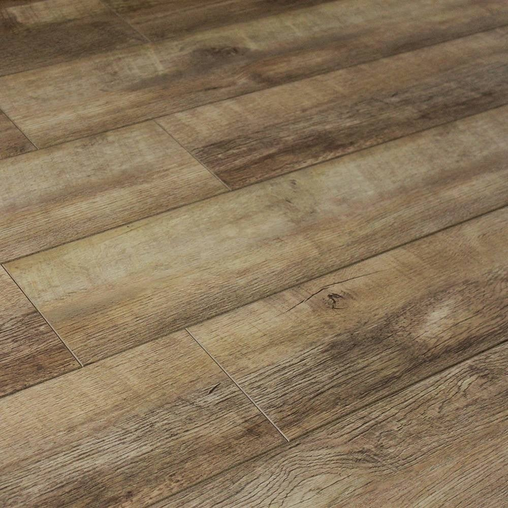 Balterio cuatro 8mm old oak laminate flooring at leader floors for Laminate flooring company