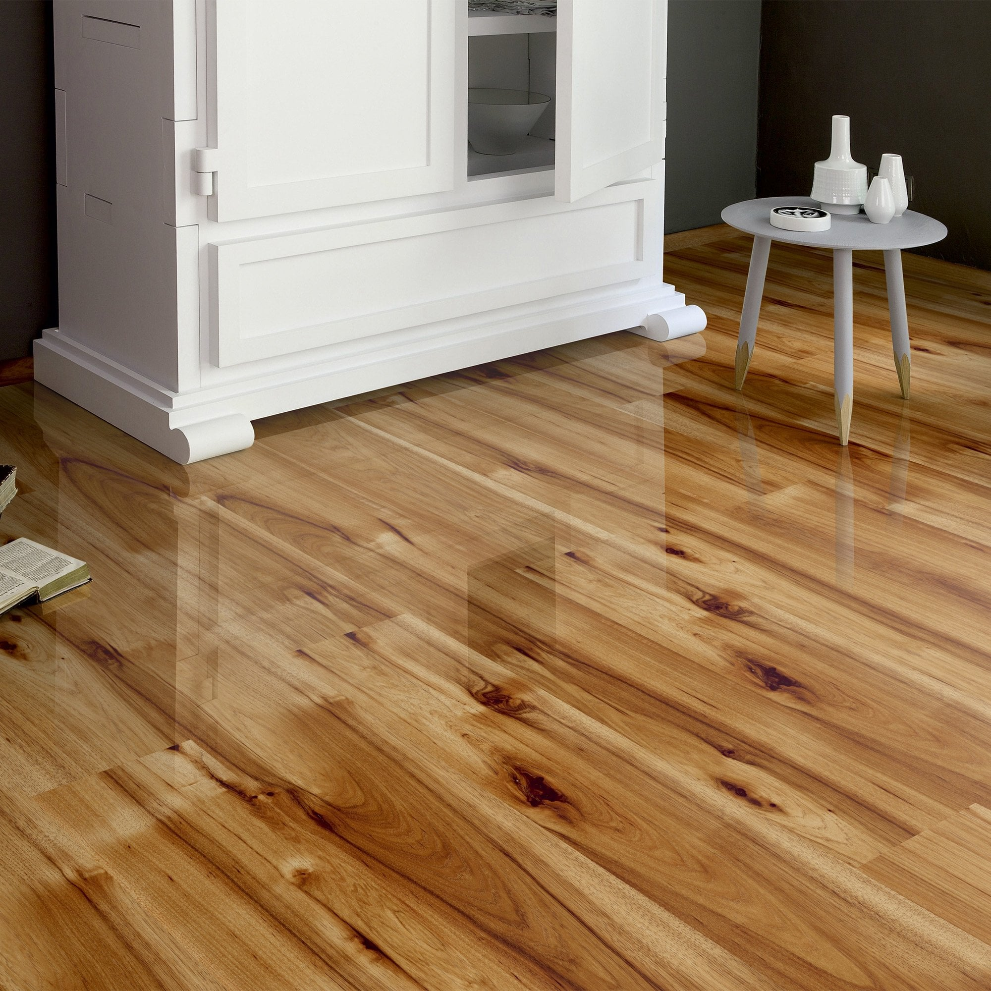 Kaindl Easy Touch 8mm Hickory Bravo, Laminate Flooring Deals