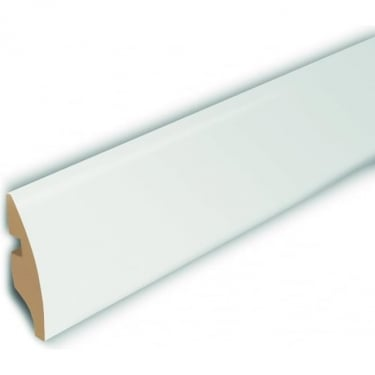 Elesgo Colour Match 58mm Rounded Skirting Board