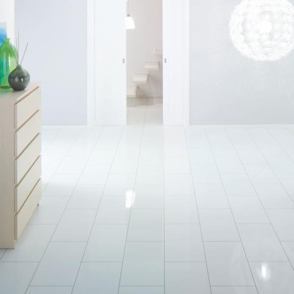 elesgo supergloss maxi v5 arctic white micro groove. Black Bedroom Furniture Sets. Home Design Ideas